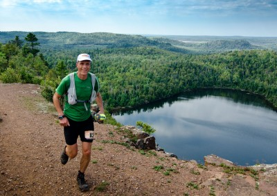 2011 100 Mile Winner John Horns - Photo Credit Jeremy Kershaw