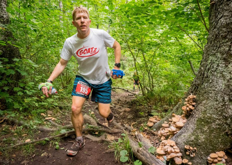 Adam Rood Enroute to Becoming a Gnarly Bandit - Photo Credit Zach Pierce