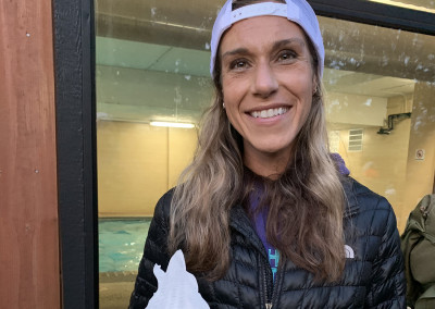 April Anselmo 100 Mile First Open 2019 - Photo Credit Cheri Storkamp