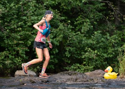 Ashley Nordell Crossing the Split Rock River - Photo Credit Todd Rowe