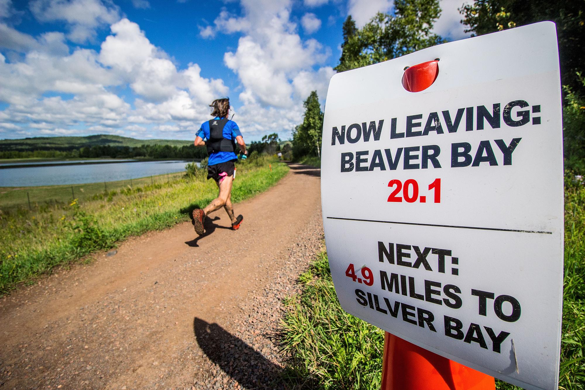 the superior race Superior fall trail race 100mi, 50mi & 262mi lutsen, minnesota september.