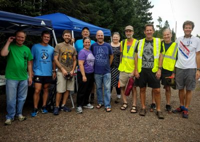 County Road 6 Volunteers 2016 - Photo Credit John Storkamp
