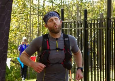 Dan Harke Finishing Strong - Photo Credit Scott Hudson