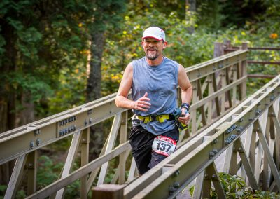 Doug Kleemeier Nearing Split Rock - Photo Credit Mike Wheeler