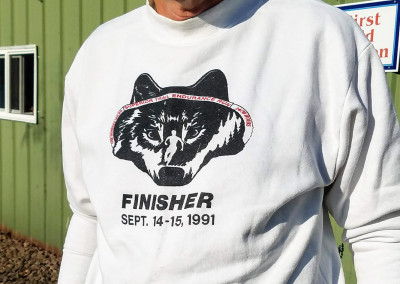 Finisher 1991 - Photo Credit John Storkamp