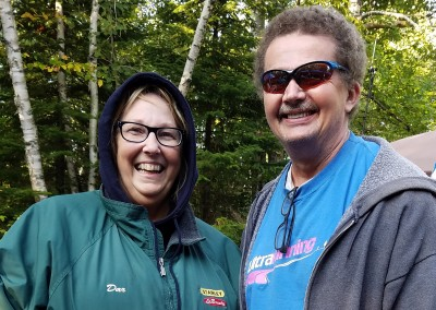 Former Race Directors Darleen and Brian Poepple - Photo Credit John Storkamp