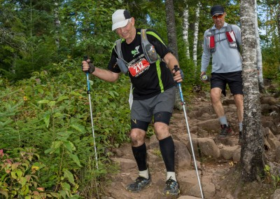 Harry Sloan Coming Down Of Carlton Peak - Photo Credit Kelly Doyle
