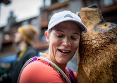 Hugging the Wolf is Fine Too - Photo Credit Tone Coughlin