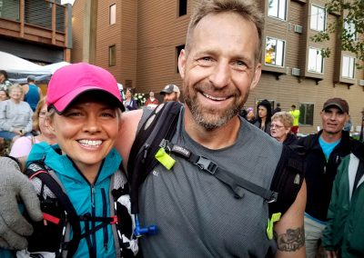 Jason and Amy Husveth 2016 Superior 100 Finish - Photo Credit John Storkamp