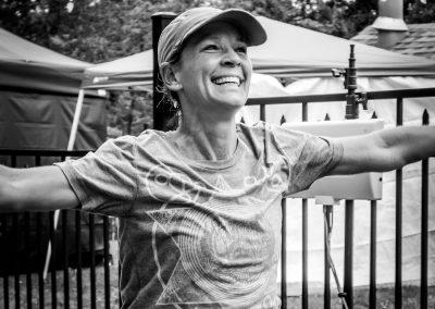 Marathon Finish Line Smiles - Photo Credit Mike Wheeler