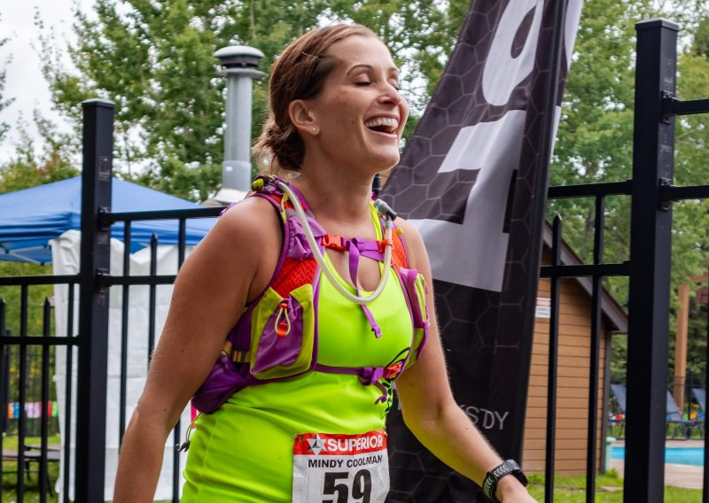 Mindy Coolman Elated - Photo Credit Mike Wheeler
