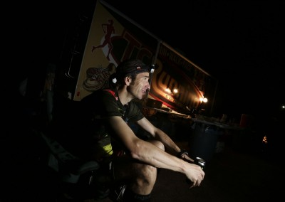 Nathan Leehman Takes a Load Off - Photo Credit Ian Corless