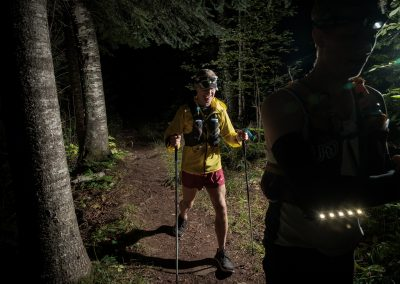 Night Running on the SHT - Photo Credit Kent Keeler