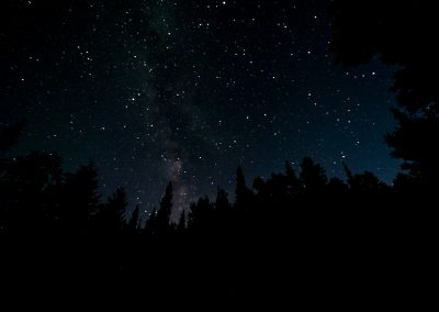 Norther MN Night Sky - Photo Credit Zach Pierce