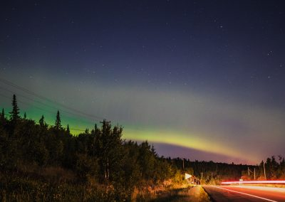 Northern Lights on 61 - Photo Credit Fresh Tracks Media
