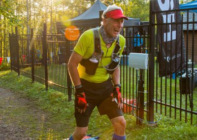 OG Brian Landstrom 100 Mile Finish - Photo Credit Mike Wheeler