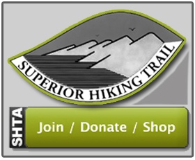 Trail Runners - Please join the Superior Hiking Trail Association and help maintain the SHT.  It costs less than one race entry fee!  Click HERE to join online now!
