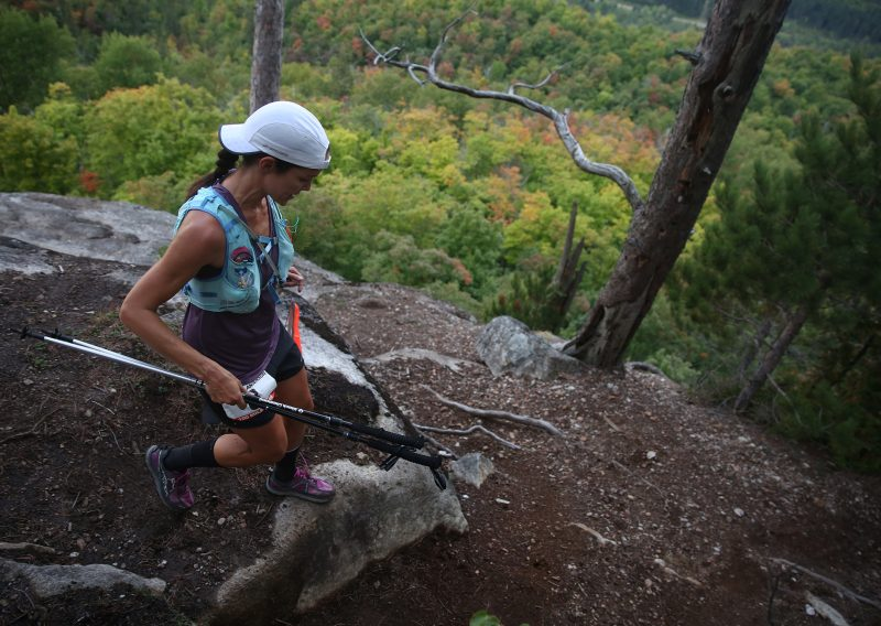 Stefanie Anderson at Sawmill Dome - Photo Credit Cary Johnson