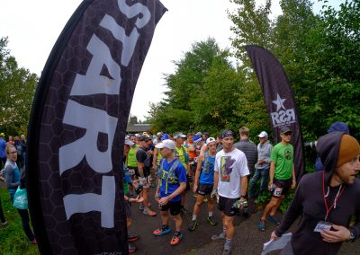 Superior 100 Mile Start - Photo Credit Kent Keeler