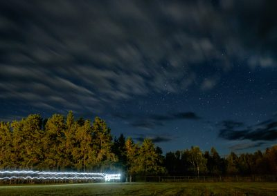 Superior Night Sky - Photo Credit Kent Keeler