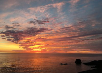 Superior Sunrise - Photo Credit Erik Lindstrom