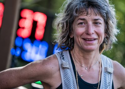 Susan Runs 100s - Photo Credit Ian Corless