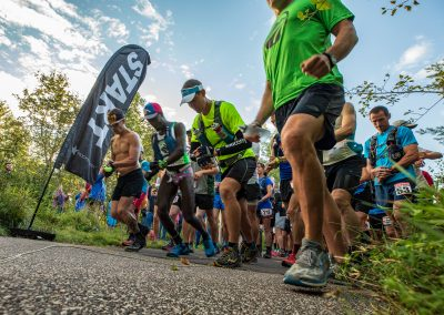 The 2018 Superior 100 Mile Trail Race Is On - Photo Credit Tone Coughlin