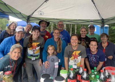 The Silver Bay Crew in 2019 - Photo Credit Cheri Storkamp