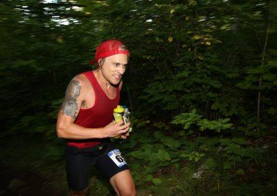 Trent Saari Getting After the 50 Mile - Photo Credit Chad Richardson
