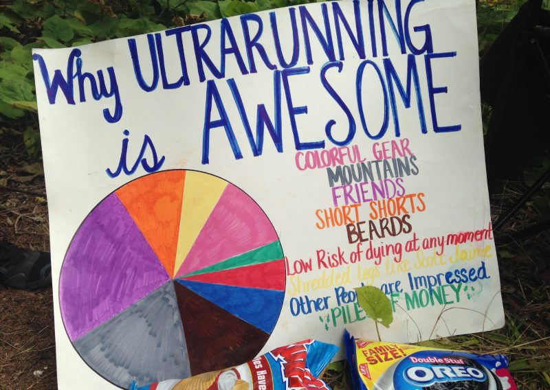 Why Ultrarunning Is So Awesome - Photo Credit Cheri Storkamp